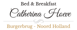 "Bed & Breakfast ""Catherina Hoeve""."